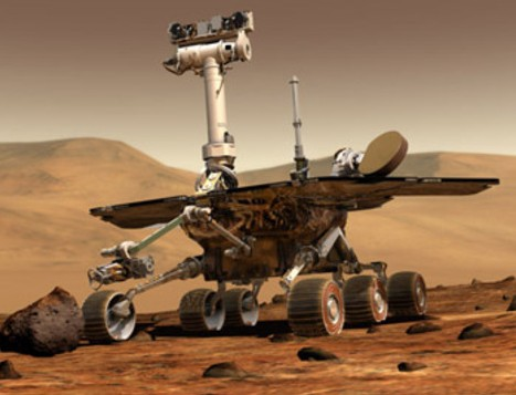 On January 25th, 2004, the Opportunity rover landed on Mars. Read more at http://www.arcamax.com/knowledge/quotes/s-84760?ezine=2#xsub8e4tEduI7G4t.99