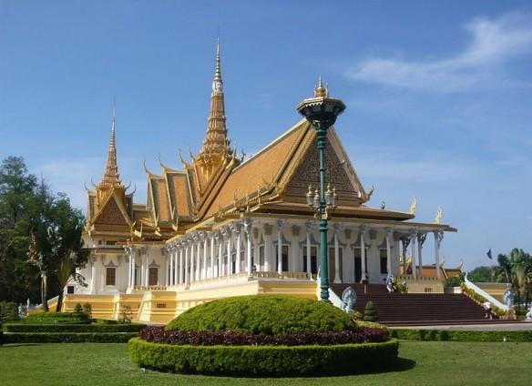 CungdienHoanggia Campuchia