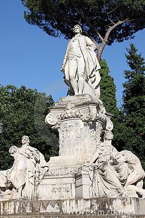Goethe at Rome