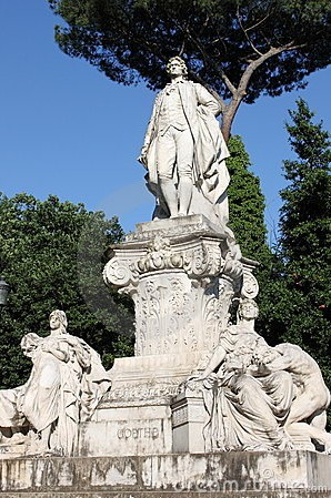 Goethe at Rome