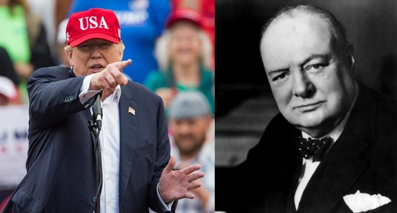trump-va-churchill