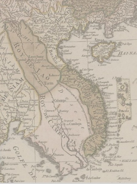 Dai Viet 1760