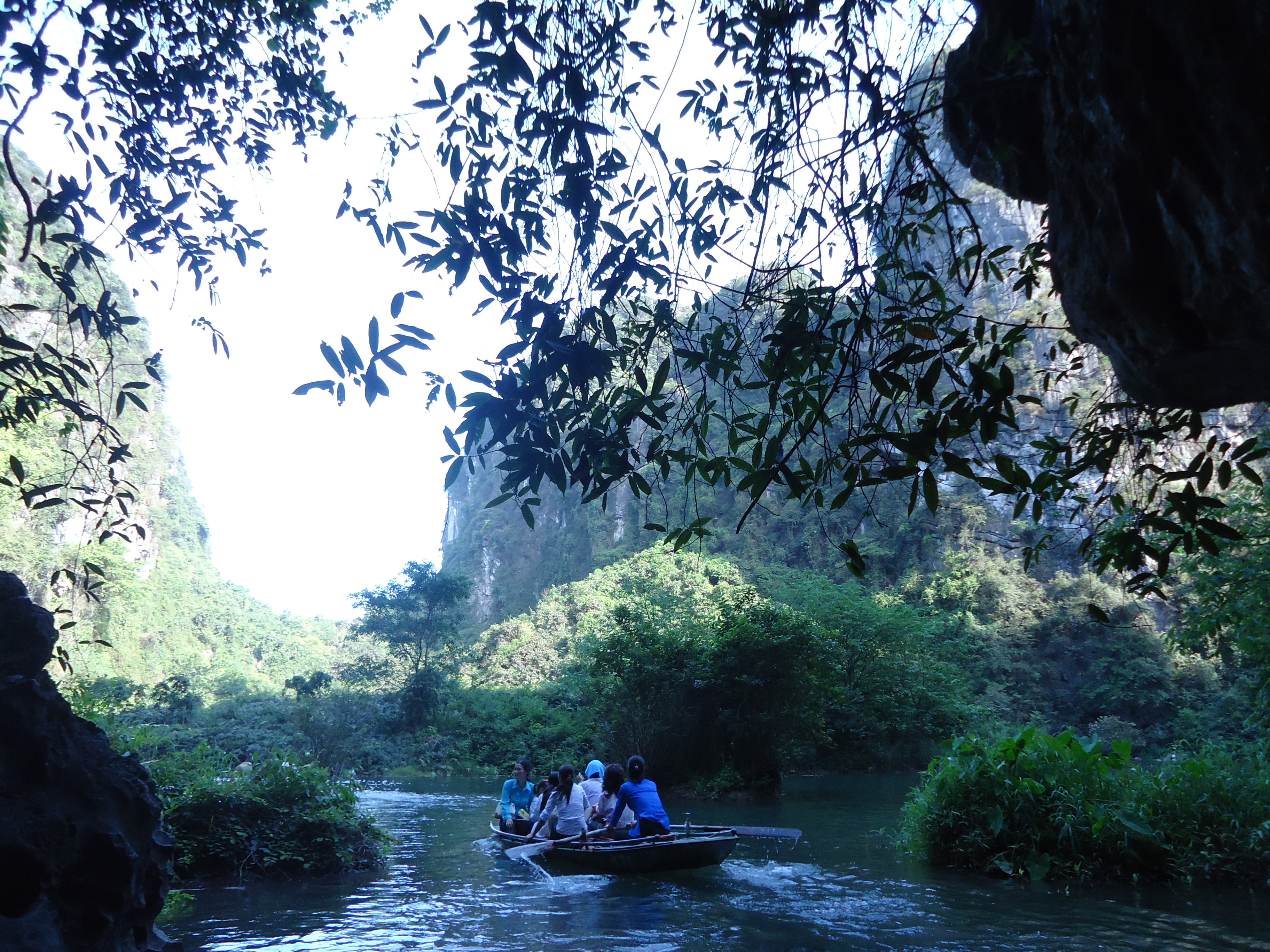 Minh Khong huyen thoai Bai Dinh