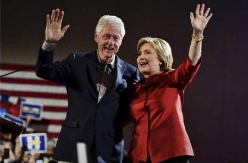 Hillary Clinton la nguoi tu te