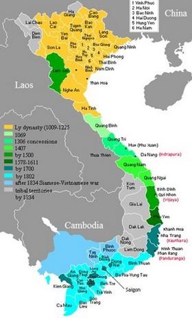 Nam Tien cua nguoi Viet 1